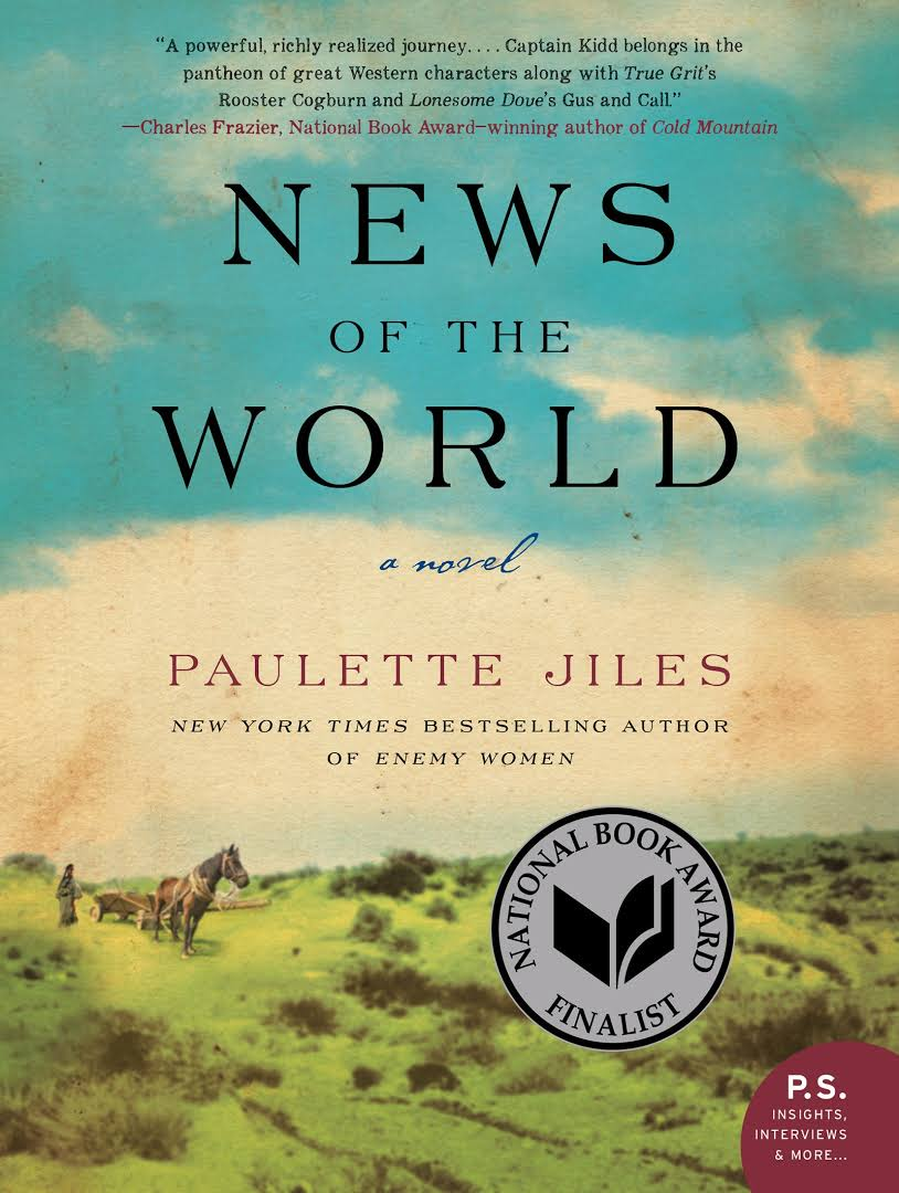 Book Club: News of the World by Paulette Jiles