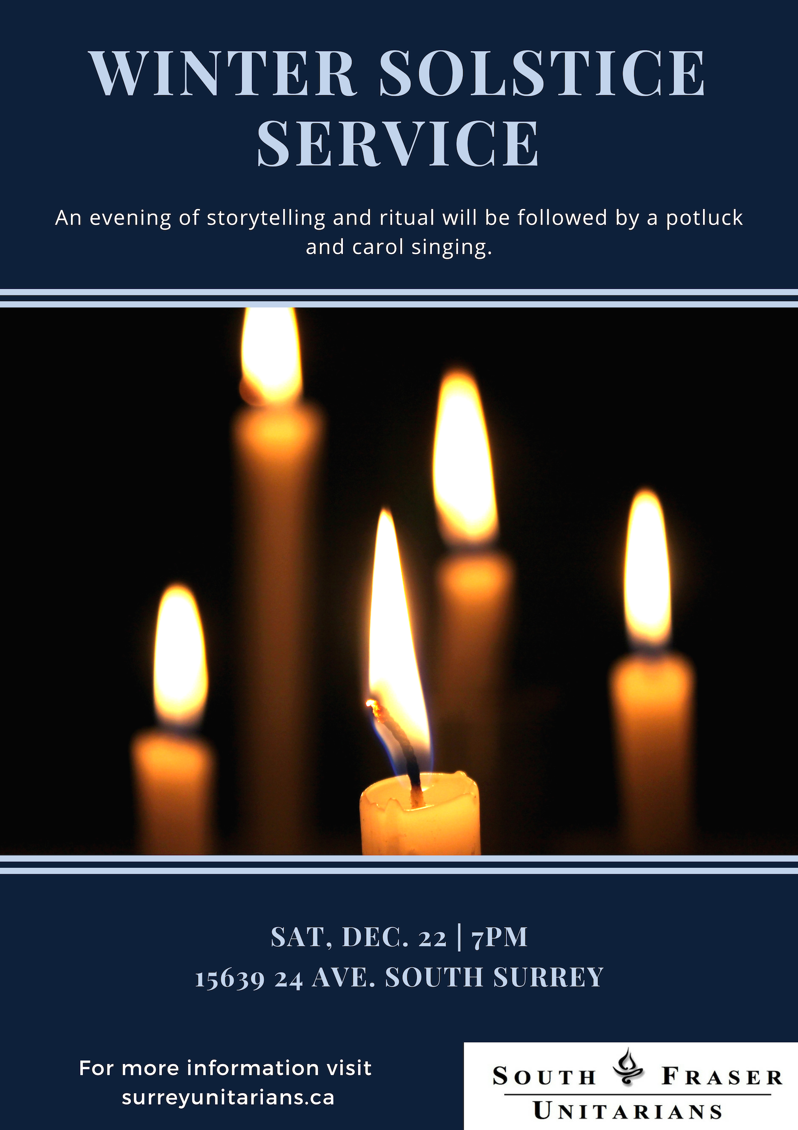 A Solstice Ritual @ SFUC | Surrey | British Columbia | Canada